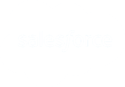 Salesforce logo white 1