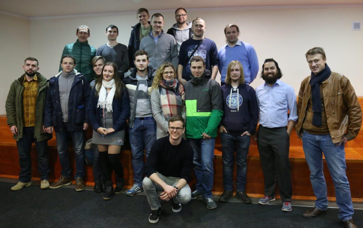 Sitecore Community in Minsk