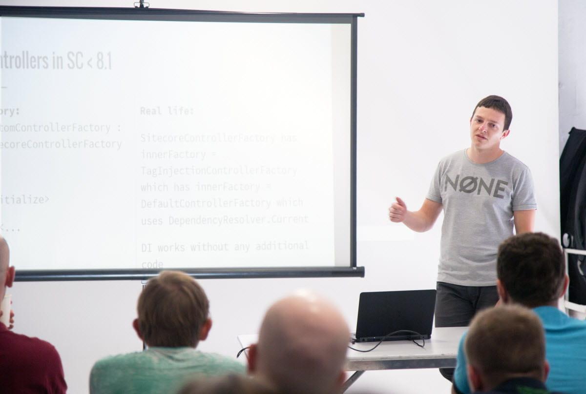Daniil Sitecore meetup