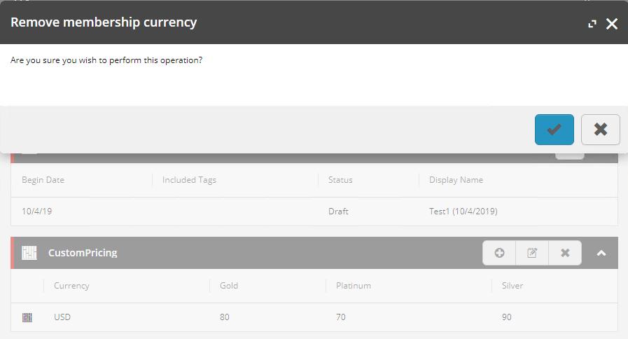 Sitecore Commerce 9: Custom Membership Pricing