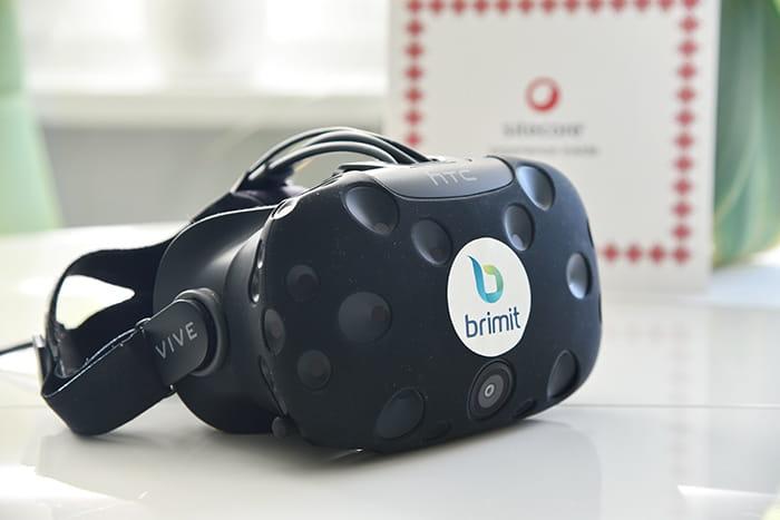 VR goggles for Sitecore