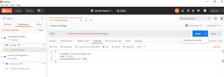 Sitecore Commerce 9: Export Catalogs Under the Hood